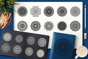 Vector Mandala Collection