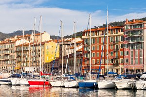 Nice and Luxury Yachts, France