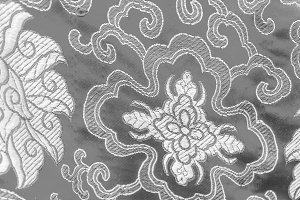 Chinese Silk Cloth