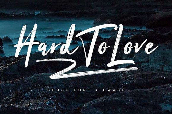 Hard To Love + Swash