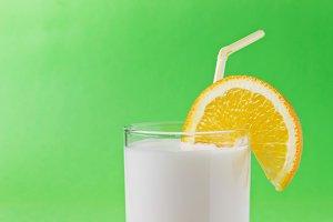 milk vitamin drink