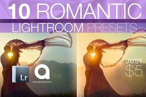 10 Valentines Day Lightroom Preset