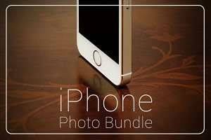 iPhone - Photo Mockup Bundle