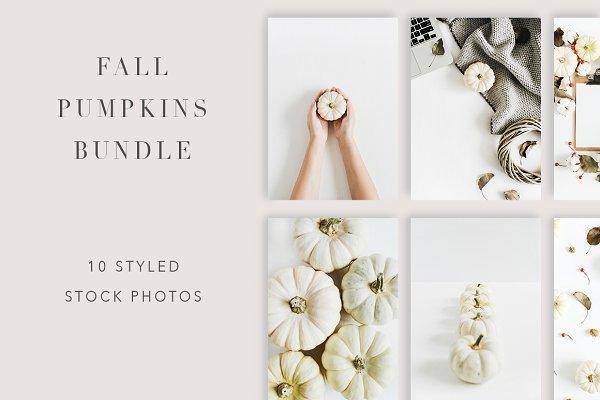 Pumpkins Bundle