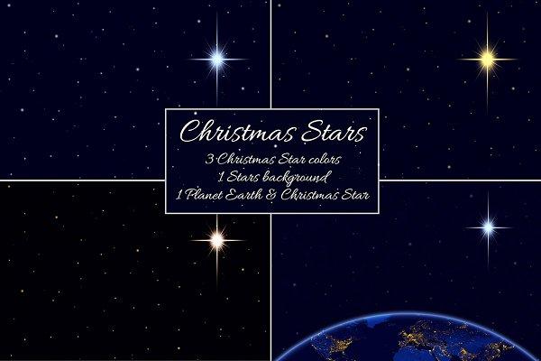 Christmas Stars Bundle