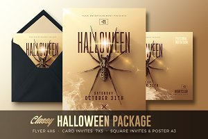 Classy Halloween Package