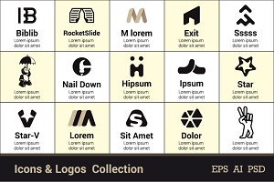 Icons & Logos Collection