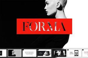 Forma Google Slides Presentation