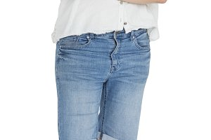 Woman Casual Confident(PNG)