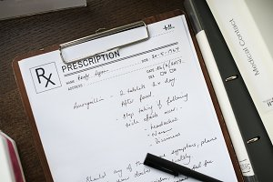 Doctor's prescription