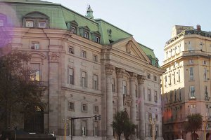 Buenos Aires • Banco de la Nacion