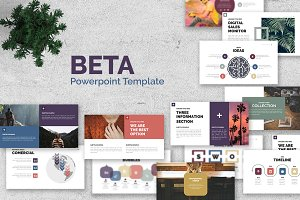 Beta | Powerpoint Template