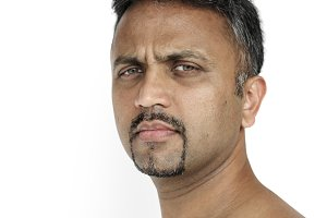 Men Adult Serious Expression (PNG)