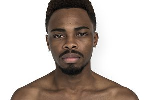 African Man(PNG)
