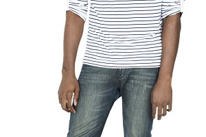 African Descent Man (PNG)