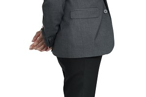 Businessman Smiling (PNG)