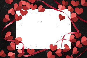 Greeting cards paper (PNG)