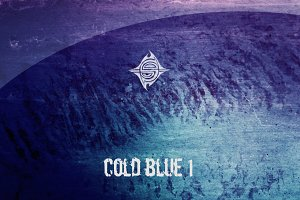 30 Textures - Cold Blue 1