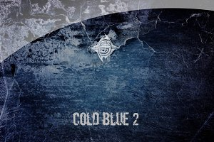 30 Textures - Cold Blue 2