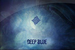 10 Textures - Deep Blue