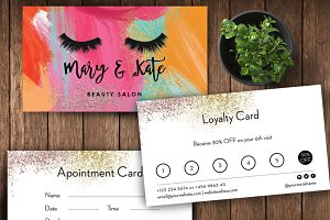 Appointment & Loyalty Card – ID01