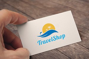 Travel Shop logo