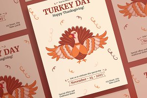 Posters | Turkey Day