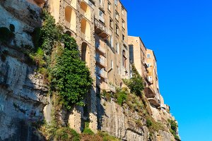 Tropea town view, Calabria, Italy