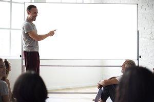 Teaching Class (PNG)