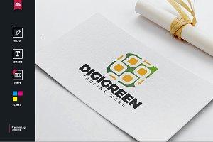 Digi Green Logo