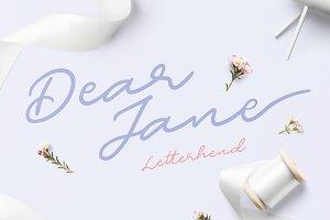 Dear Jane Script