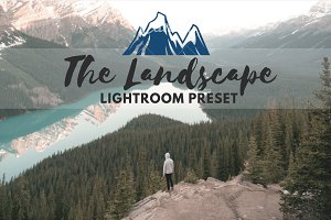 The Landscape Lightroom Preset