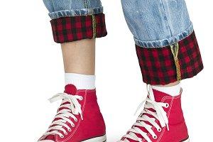 Legs Clos Up (PNG)