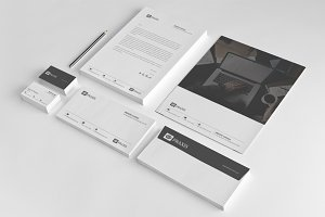 Stationery Branding Pack
