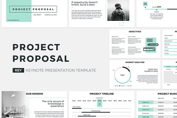In Keynote Presentation Bundle Presentation Templates - Timeline template keynote
