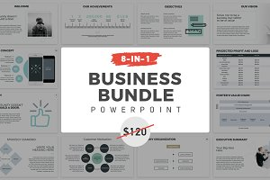 8-in-1 PowerPoint Bundle