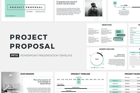 8 In 1 Powerpoint Bundle Presentation Templates Creative Market