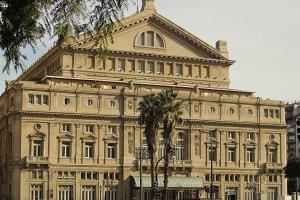 Buenos Aires • Teatro Colon
