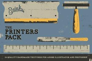 Printers Pack + 8 BONUS Textures