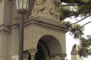 Buenos Aires • Mausoleum