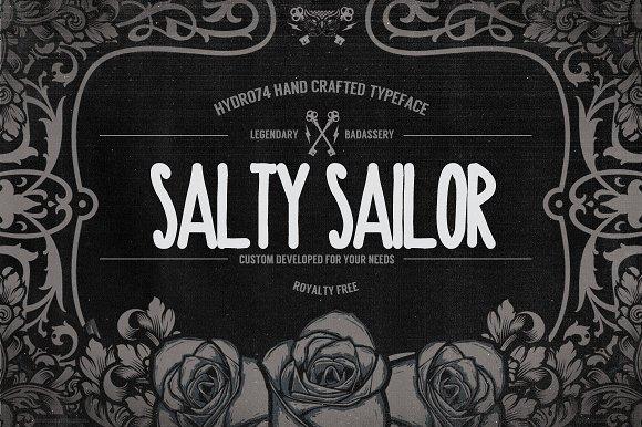 Salty Sailor