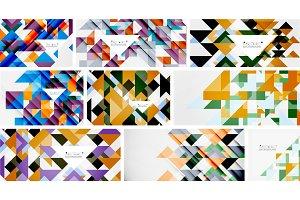Digital geometric templates