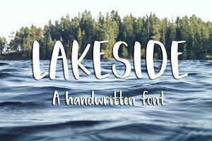 Lakeside Font