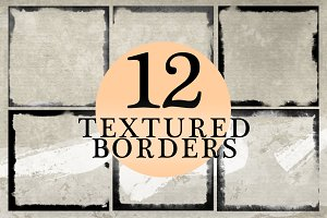 Textured Borders