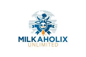Dairy Foods & Beverages Logo