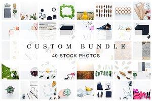 Custom bundle / 40 photos