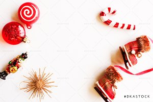 Christmas Styled Stock Photo - SP111