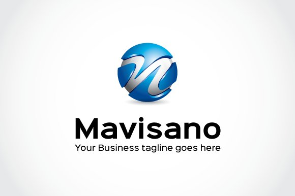 Mavisano Logo Template