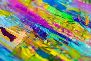 Abstract Paint Textures Vol 1 by JL