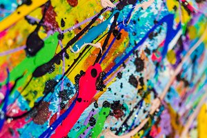 Abstract Paint Textures Vol 2 by JL
